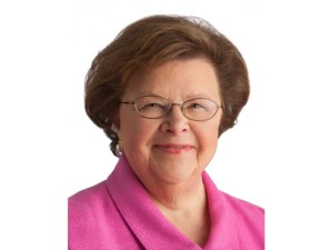 2015 - Barbara Mikulski Photo