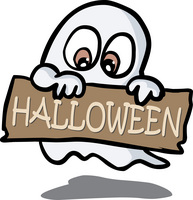 ghost-with-halloween-sign-clip-art